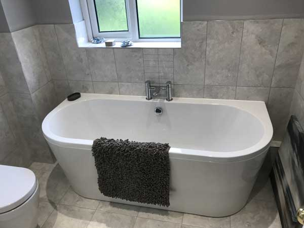 Bathroom installation Ashford Kent