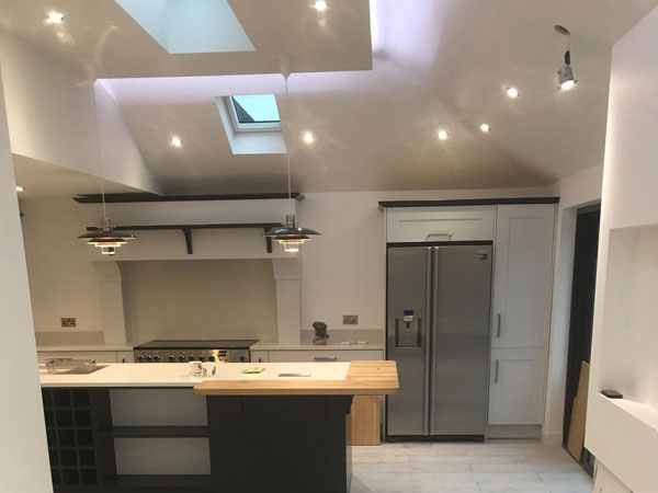 House Extension and Kitchen Installation Kingsnorth Ashford