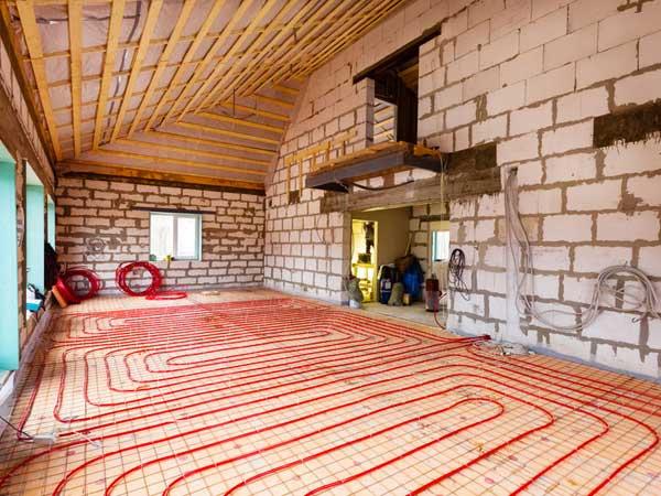Underfloor Heating Ashford Kent